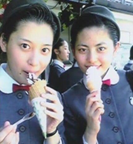 朝美絢  宝塚音楽学校・下級生時代