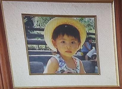 宝塚・朝美絢 幼少期
